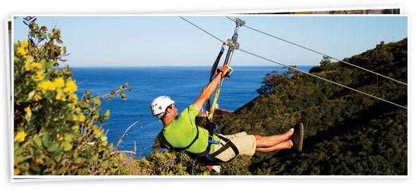 Catalina Zip Line