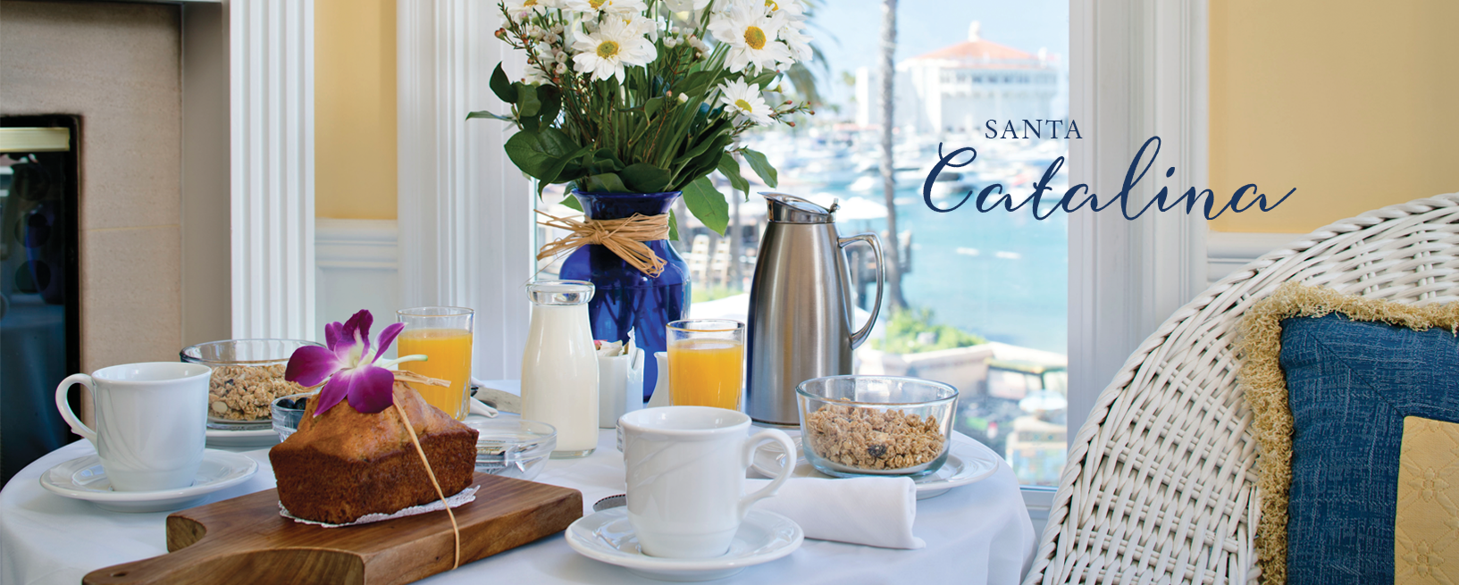 Santa Catalina Room - Header