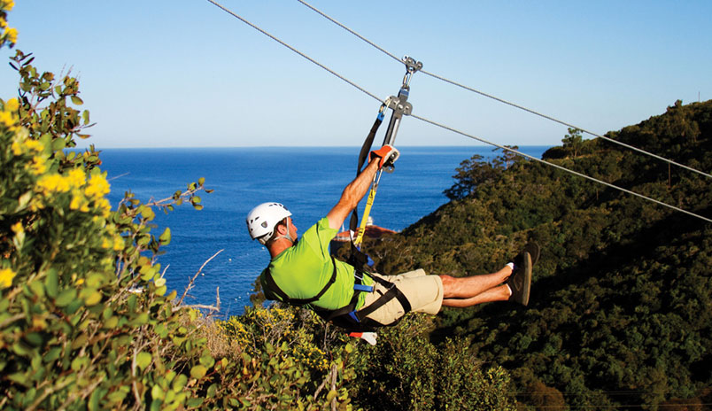 Zip Line Adventure Package